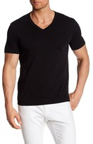 Theory Gaskell Pinnate V-Neck Tee