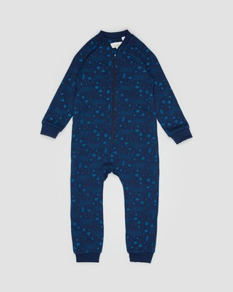 Hello Night Lightest Wearable Blanket with Sleeves - Kids
