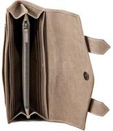Proenza Schouler PS1 Continental Wallet, Smoke