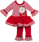 Rare Editions Baby Girls' 2-Pc. Tunic & Leggings Set