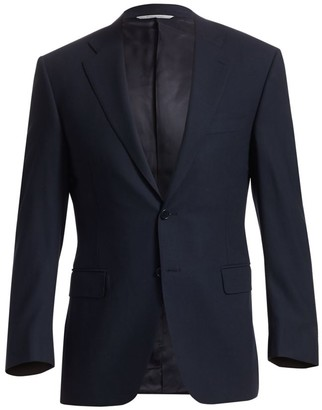 Canali Essential Wool Sportcoat