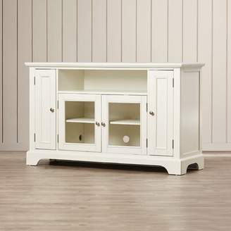 Off-White Alcott Hill Mckeel TV Stand for TVs up to 65 inches Alcott Hill Color
