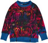 Richmond Jr Multicoloured light fleece sweatshirt