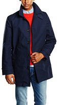 Dockers Cotton Long Sleeve Raincoat