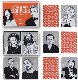 PRINTWORKS The Celebrity Couples Memory Game