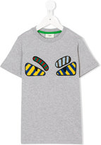 Fendi Bag Bugs T-shirt - kids - Cotton - 3 yrs