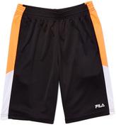 Fila Black Core Performance Active Shorts - Boys