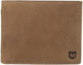 Andrew Marc Warren Leather Slimfold Wallet