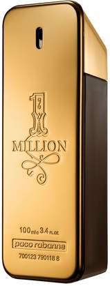 Paco Rabanne 1 Million Eau de Toilette Spray Value Size