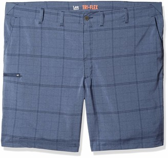 Lee Men's Big and Tall Big & Tall Performance Series Tri-Flex Short