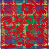 Vivienne Westwood Flowers Handkerchief Red