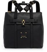 Henri Bendel Jetsetter Mini Convertible Leather Backpack