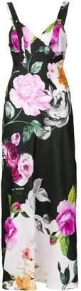 Off-White floral sleep dress