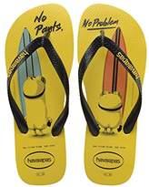 Havaianas Minions, Unisex Adults flip flops,(37/38 Brazilian) (39/40 EU)
