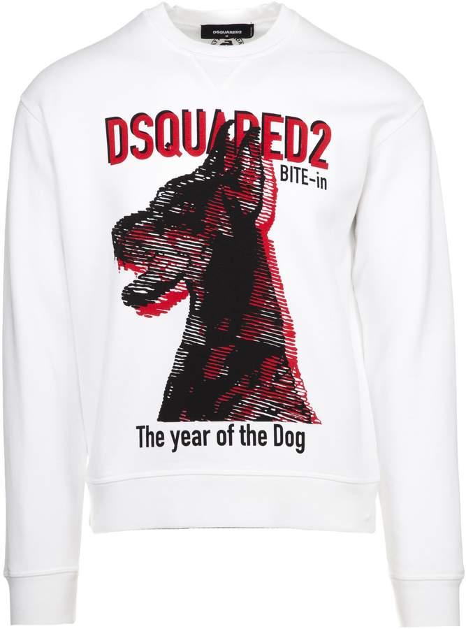 DSQUARED2 2 Bite-in Sweatshirt