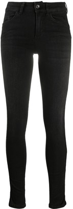 Liu Jo Sequin-Panelled Jeans
