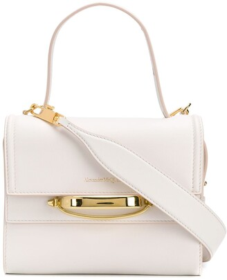 Alexander McQueen The Story top-handle bag