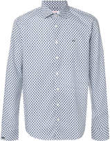 Sun 68 printed style shirt