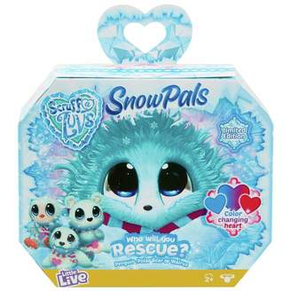 Scruff A Luvs Scruff-a-Luvs Limited Edition Snow Pals