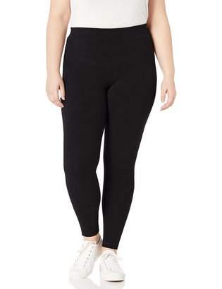 Basix II Rainbeau Curves Women's Plus Size Compression Legging