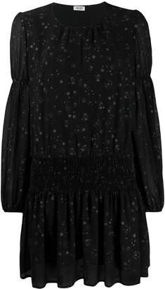 Liu Jo long-sleeve shift dress