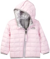 The North Face ThermoBall(TM) PrimaLoft(R) Hoodie Jacket (Baby Girls)