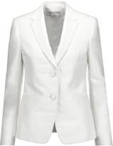 Valentino Cotton and silk-blend blazer
