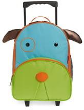 Skip Hop Dog Rolling Luggage