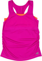 New Balance Fashion Solid Tank Top - Girls 7-16