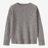 Toast Heathery Lambswool Sweater