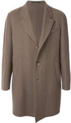 Caruso button-up coat