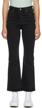Levi's Levis Black Ribcage Bootcut Jeans