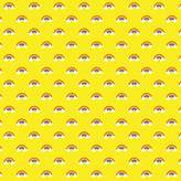 Wall Candy Arts WallCandy Arts Rainbows Wallpaper, /Yellow