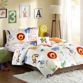 Mi Zone Kids Jungle Josh Bed Set