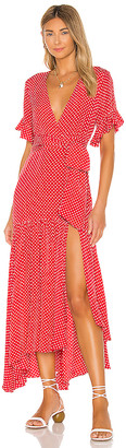 Privacy Please Solana Maxi Dress