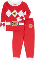 Intimo Mighty Morphin' Power Rangers Red Pajama Set - Toddler