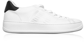 Hogan Pure White Leather Tennis Men's Sneakers