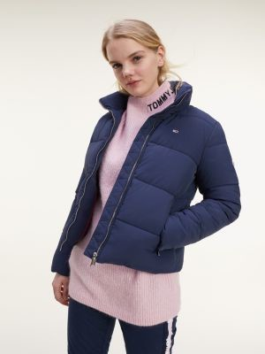 Tommy Hilfiger Recycled Nylon Puffer Jacket