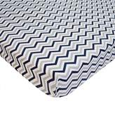 T.L.Care Tl Care TL Care Zigzag Mini Crib Sheet