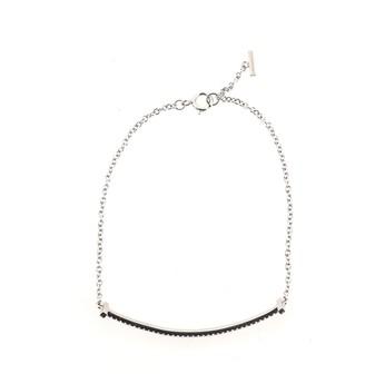 Tiffany & Co. T Smile Chain Bracelet