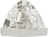 Lucky Jade SAFARI-PRINT JERSEY HAT