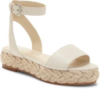 Vince Camuto Defina Ankle Strap Platform Sandal