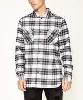 Insight Roots Radical Long Sleeve Shirt Black White