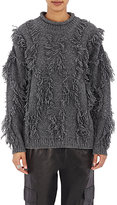 Robert Rodriguez WOMEN'S FRINGE SWEATER