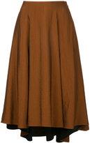 ESTNATION crepe skirt