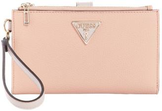 GUESS VG774257BSM Becca Zip Around Wallet