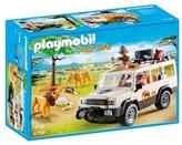 Playmobil 6798 Wildlife Safari Truck with Lions Playset