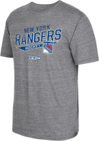 Reebok NHL New York Rangers Triblend Tee