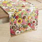 Pier 1 Imports Bountiful Blooms Table Runner