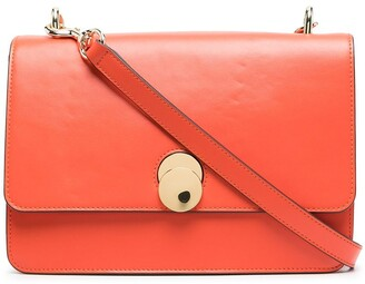 Tila March Karlie leather shoulder bag